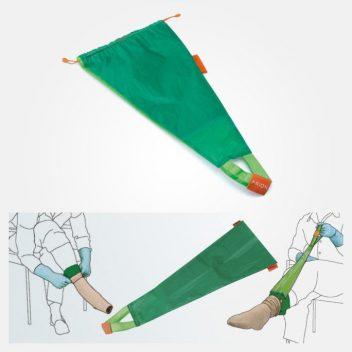 Sim-Slide Aid for Compression Socks & Stockings