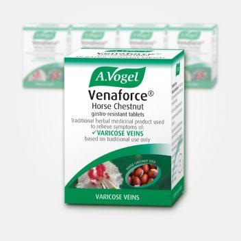 Venaforce Horse Chestnut Tablets for Varicose Veins