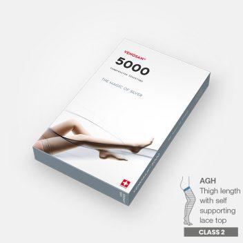 VENOSAN® 5000 AGH Thigh Length Class 2 - Compression Stockings