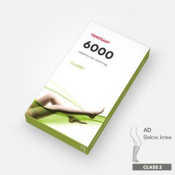 VENOSAN® 6000 AD Below Knee Class 2 - Compression Socks & Stockings