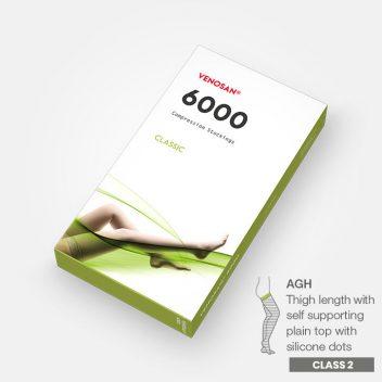 VENOSAN® 6000 AGH Thigh Length Class 2 - Compression Stockings