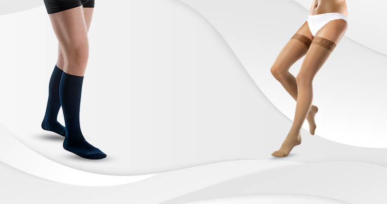 Compression Socks and stockings by Venocare Ireland