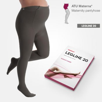VENOSAN® Legline 20 ATU Materna - Maternity Pantyhose - Support Stockings