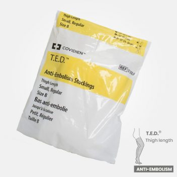 TED Anti-Embolism-Stockings Thigh Length front